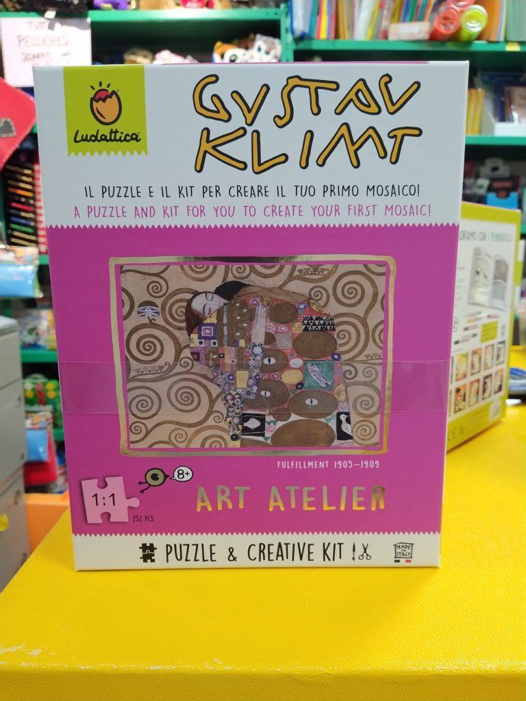 Atelier Gustav Klimt