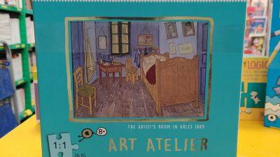 Atelier Vincent Van Gogh 🧑🏻🎨🌈🎨🖌️