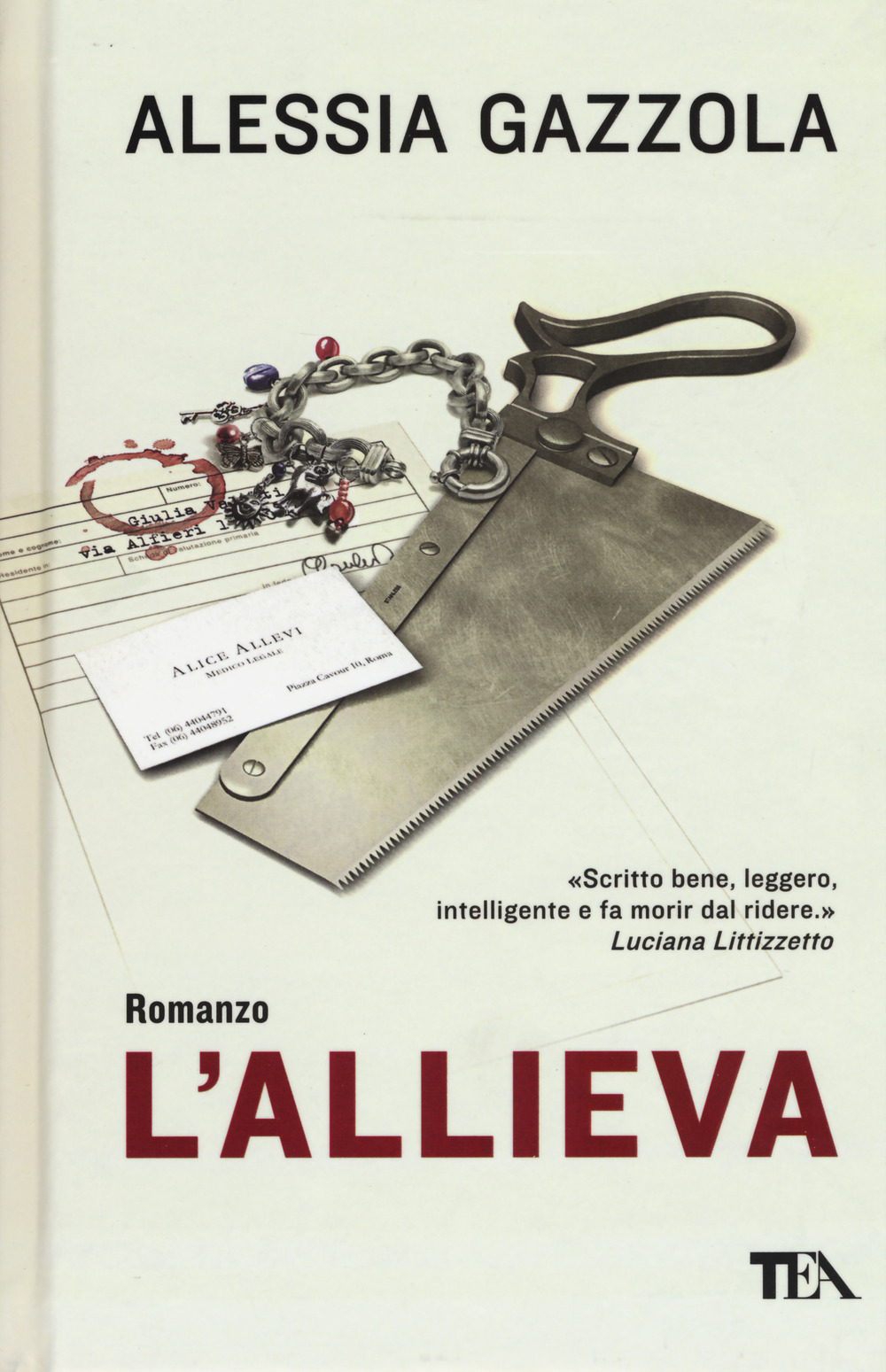 L'ALLIEVA di A. Gazzola