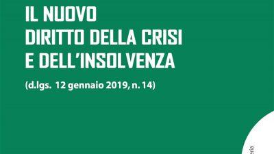 DIRITTO DELLA CRISI D'IMPRESA – ECONOMIA