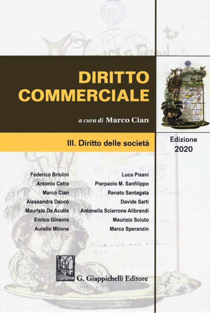DIRITTO COMMERCIALE II MODULO
