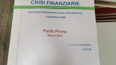 CRISI FINANZIARIE