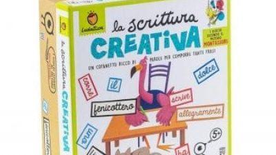 IMPARARE GIOCANDO: LA SCRITTURA CREATIVA BY LUDATTICA ✍🏻