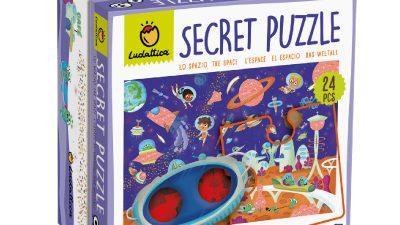 IMPARARE GIOCANDO: SECRET PUZZLE BY LUDATTICA 🧩
