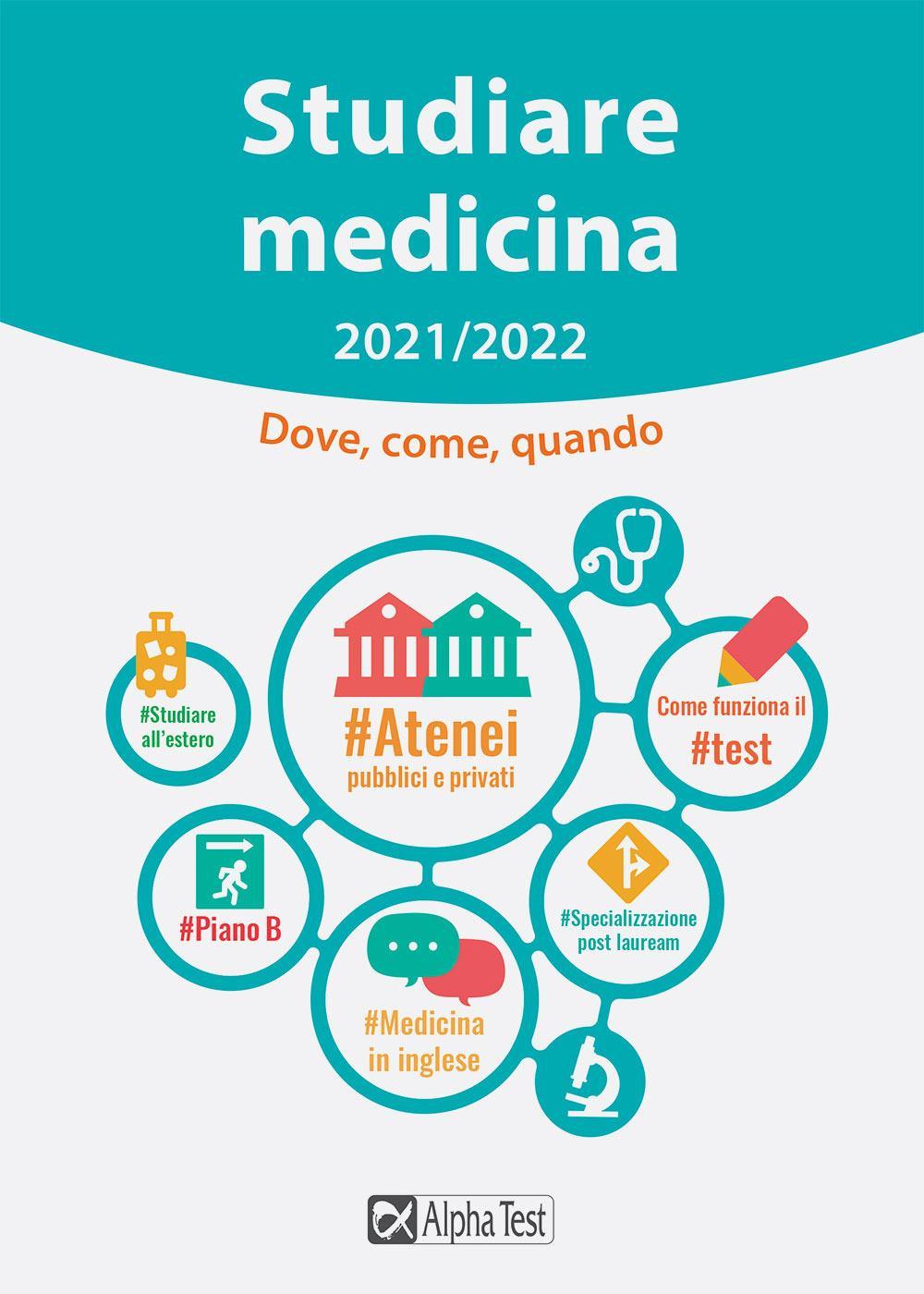 Alpha Test – Studiare medicina: Dove, Come e Quando?