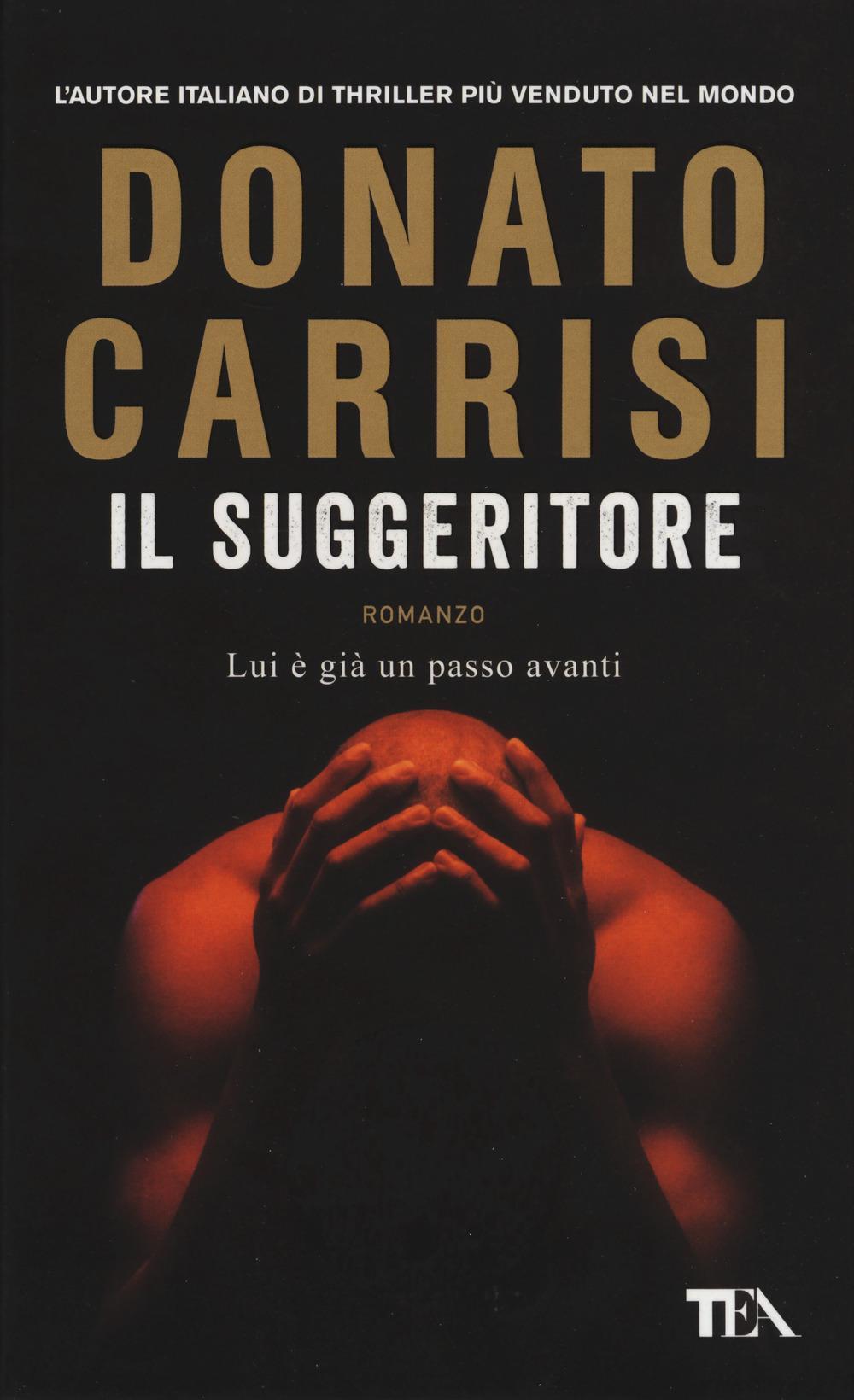 IL SUGGERITORE di D. Carrisi