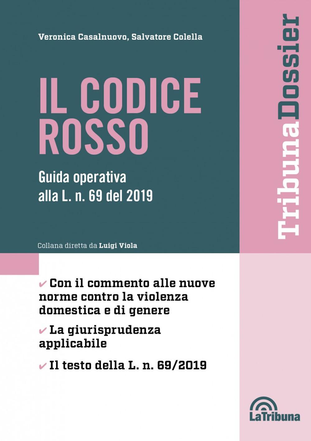 IL CODICE ROSSO Tribuna Dossier