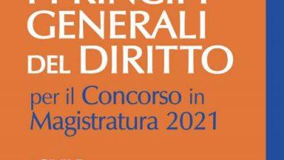 CONCORSO MAGISTRATURA 2021 – Edizioni Giuridiche Simone