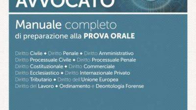 L'ESAME DI AVVOCATO Edizioni Simone