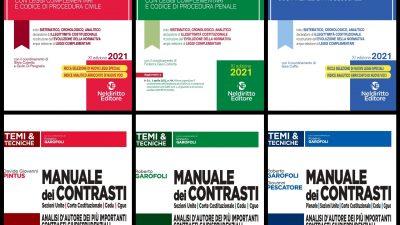 CONCORSO MAGISTRATURA 2021 – MANUALI E CODICI Nel Diritto Editore