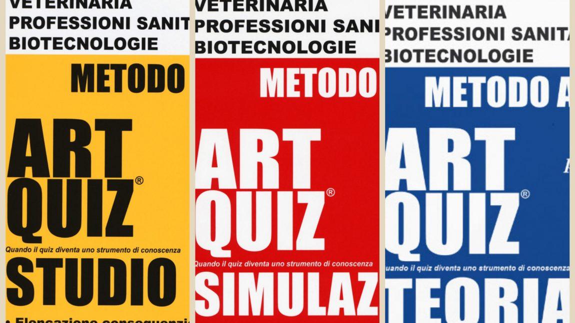 TEST DI AMMISSIONE ART QUIZ – Area Medica e Sanitaria