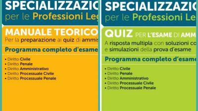 SCUOLE DI SPECIALIZZAZIONE PER LE PROFESSIONI LEGALI – Manuali Edizioni Simone