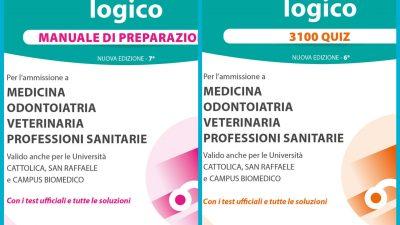 ALPHA TEST RAGIONAMENTO LOGICO – Manuale + Quiz